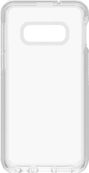 OtterBox Symmetry Clear Samsung Galaxy S10e Back Cover Transparent