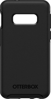 OtterBox Symmetry Samsung Galaxy S10e Back Cover Black