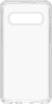 OtterBox Symmetry Clear Samsung Galaxy S10 Back Cover Transparent