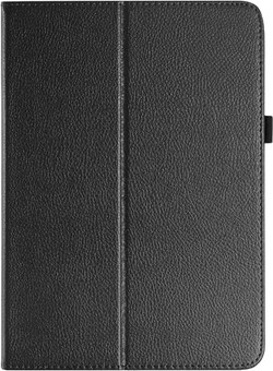 Just in Case Leather Protective Apple iPad Pro 11 inch (2018) Book Case Black
