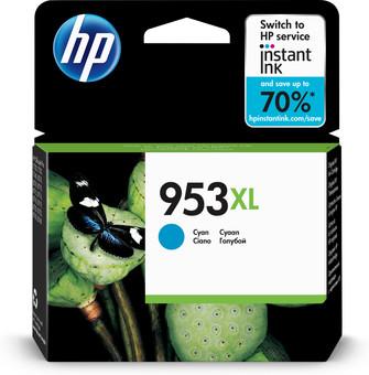 HP 953XL Cartridge Cyan
