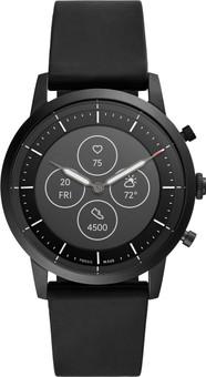 Fossil Collider Hybrid HR Smartwatch FTW7010 Black