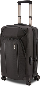 Thule Crossover 2 Carry-on Expandable Spinner 55cm Black