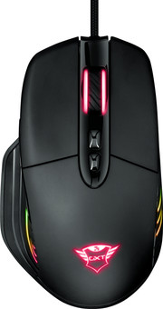 Trust Gaming GXT 940 Xidon Gaming Mouse - Black