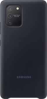 Samsung Galaxy S10 Lite Silicone Back Cover Black