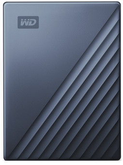 WD My Passport for Mac 5TB Type C Blue