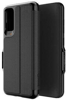 GEAR4 Oxford Eco Samsung Galaxy S20 Book Case Black