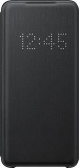 Samsung Galaxy S20 LED View Book Case Black