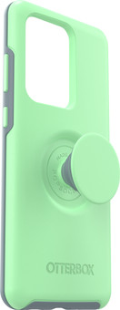OtterBox Otter + Pop Symmetry Samsung Galaxy S20 Ultra Back Cover Green