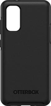 OtterBox Symmetry Samsung Galaxy S20 Back Cover Black
