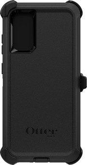 OtterBox Defender Samsung Galaxy S20 Back Cover Black
