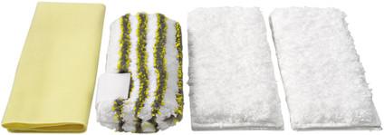 Karcher Microfibre Cloth set Bathroom