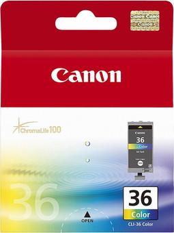 Canon CLI-36 Cartridge Color