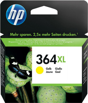 HP 364XL Cartridge Yellow