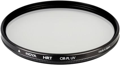 Hoya HRT Polarization Filter and UV-Coating 72mm