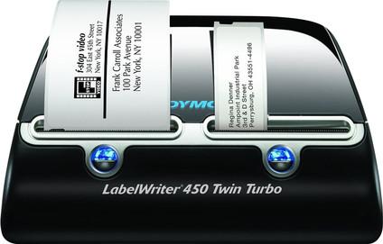 DYMO LabelWriter 450 Twin Turbo Label Maker
