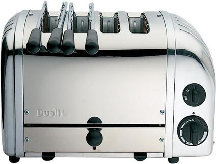 Dualit NewGen 4 lock stainless steel