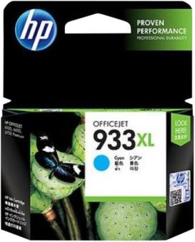HP 933XL Cartridge Cyan