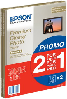 Epson Premium Glossy Photo Paper 30 sheets (A4)