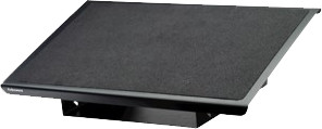 Fellowes Professional Series Metal Footrest