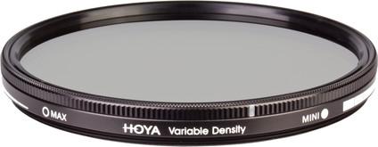 Hoya Variable ND filter 58mm