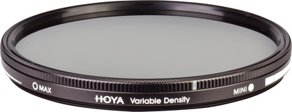 Hoya Variable ND filter 77mm