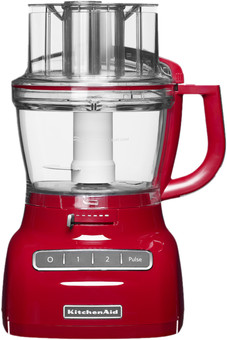KitchenAid Food Processor Empire Red 3.1L