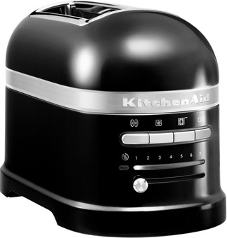 KitchenAid Artisan Toaster Onyx Black 2 slots