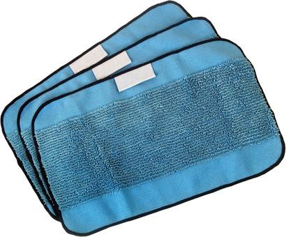 Braava Microfibre cloths Blue (3 pieces)