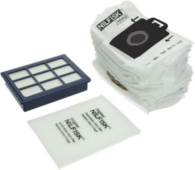 Nilfisk Starter Kit for Nilfisk Elite (8 units)