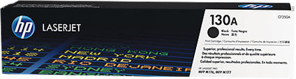 HP 130A Toner Cartridge Black