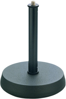 K & M 232 Microphone Stand Table
