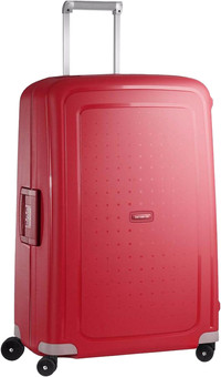 Samsonite S'Cure Spinner 69cm Crimson Red