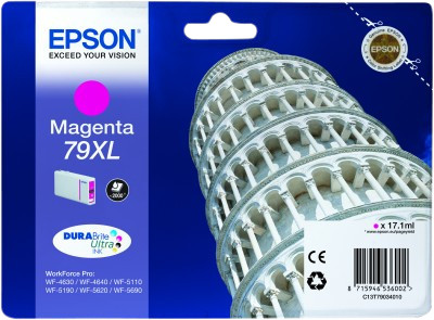 Epson 79XL Cartridge Magenta