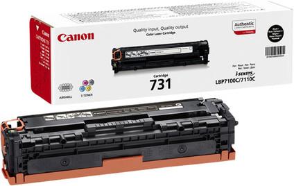 Canon 731 Toner Cartridge Black (High Capacity)
