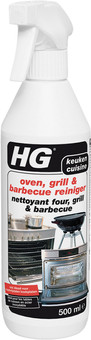 HG Oven, grill & barbecue cleaner