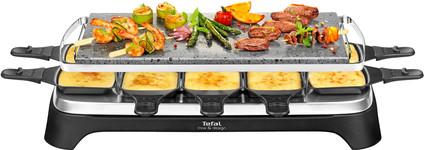 Tefal Pierrade & Raclette Inox & Design PR45781