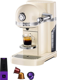 KitchenAid Nespresso 5KES0503 Almond Cream