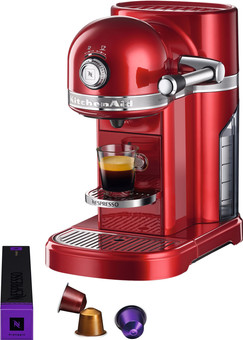 KitchenAid Nespresso 5KES0503 Apple Red