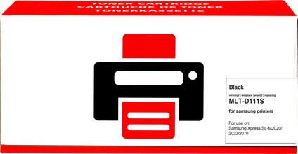 Pixeljet MLT-D111S Toner Cartridge Black