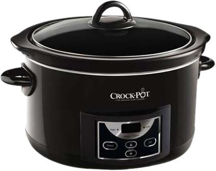 Crock-Pot Slow Cooker 4.7L