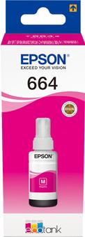 Epson 664 Ink Bottle Magenta