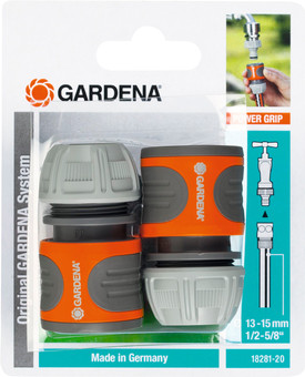 "Gardena Set Hose pieces 13 mm (1/2 "")"