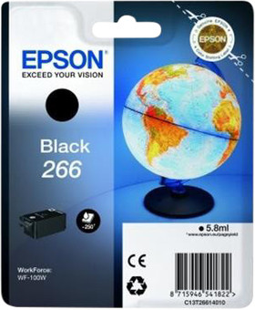 Epson 266 Cartridge Black