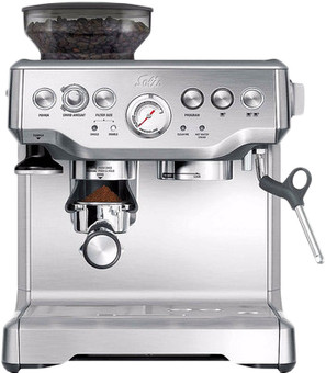 Solis Grind & Infuse Pro 115 Silver