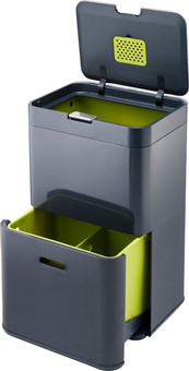 Joseph Joseph Intelligent Waste Totem 48 Liter Graphite