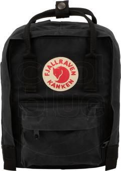 Fjällräven Kånken Mini Black 7L - Children's backpack