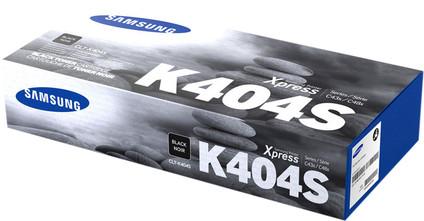 Samsung CLT-K404S Toner Black