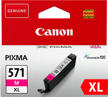 Canon CLI-571XL Cartridge Magenta