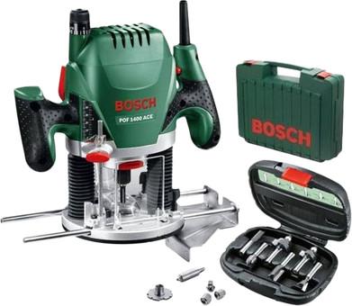 Bosch POF1400ACE + 6-Piece Cutter Set